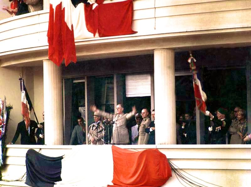 De Gaulle a Algeri