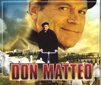 Locandina fiction don Matteo