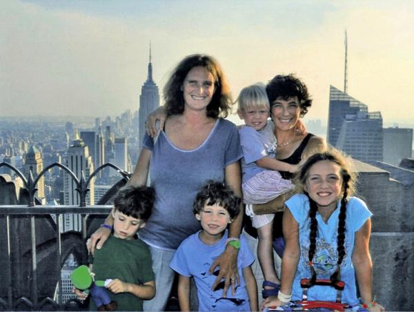 La famiglia Fiengo-Pardi
