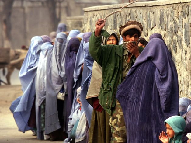 donne-Afghanistan