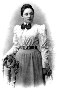 Ritratto di Emmy Noether