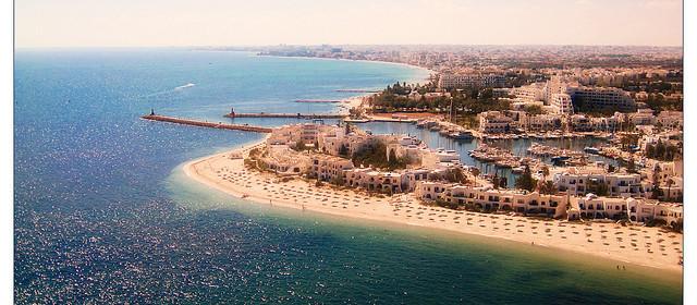 Tunisia, Spiaggia di Sousse