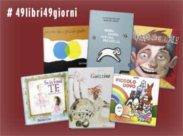 49 libri, 49 giorni logo
