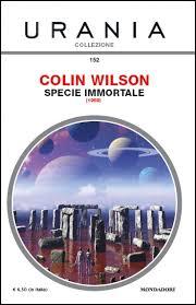 ColinWilson-SpecieImmortale