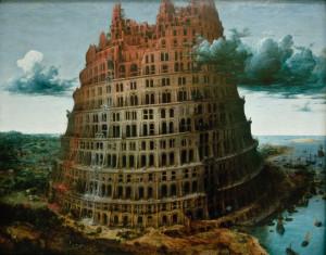 Toren van Babel, Bruegel (circa 1565)