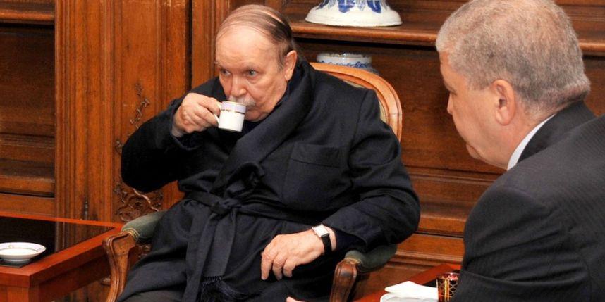 Il presidente Abdelazi Bouteflika