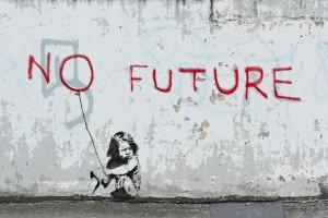Banksy-NOfuture