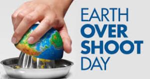 EarthOvershootDay