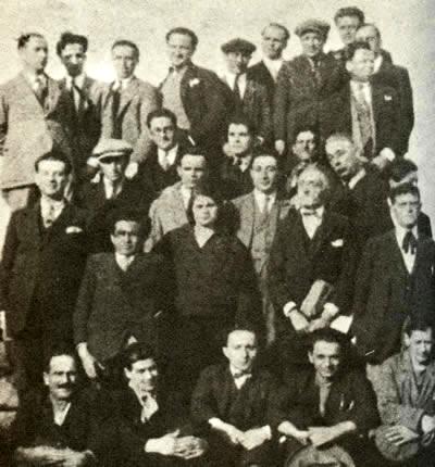 Foto storica di A. Gramsci a Ustica, 1927/1927 - revleft.com