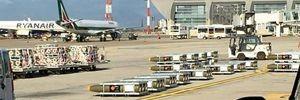 Bombe in partenza da Cagliari per l'Arabia Saudita.