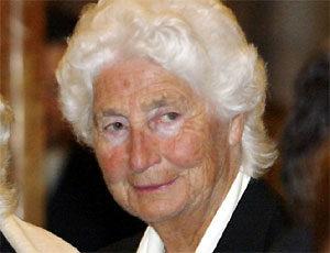 Susanna Agnelli.
