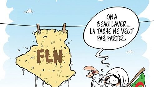 Dilem Fln Algeria